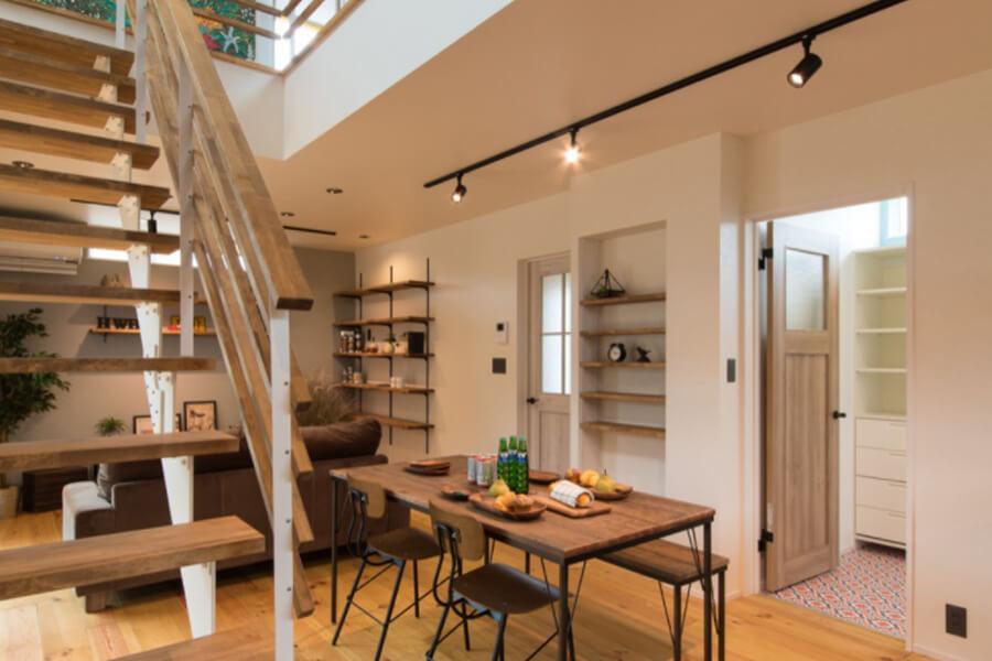 3.家づくりをシンプルにするセミオーダー方式