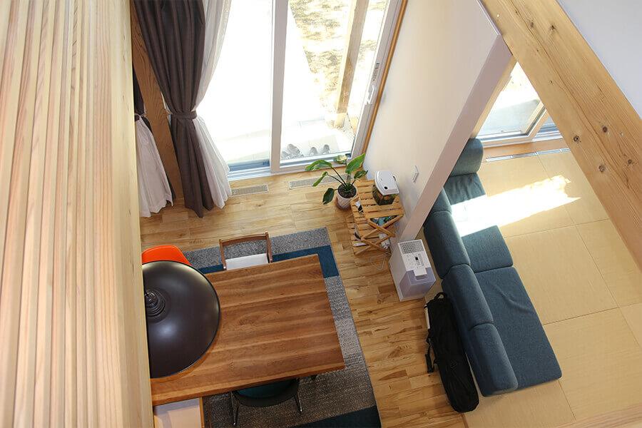 和木町の「体感できる家」