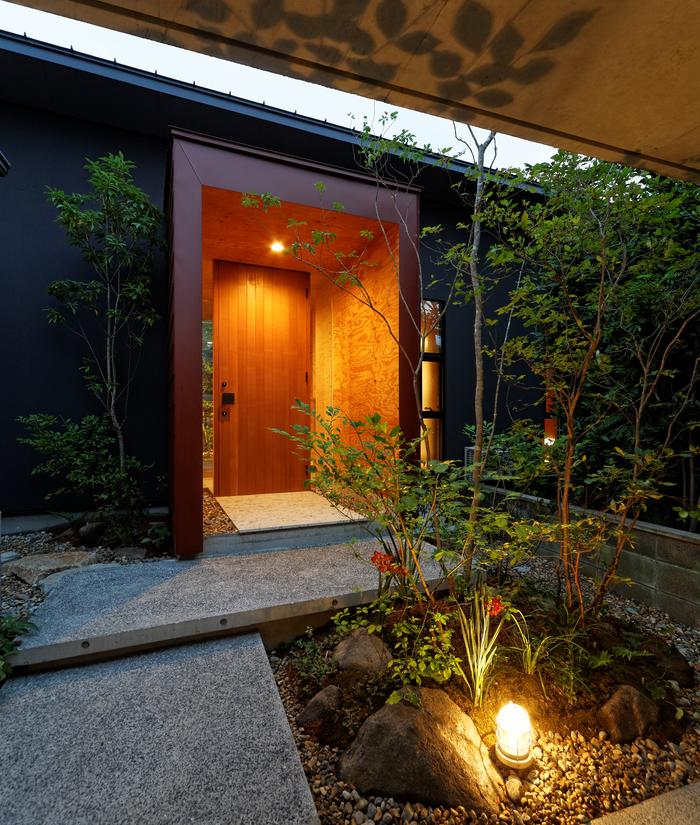 【予約制体感ハウス見学会】変形地形を有効利用した平屋造りの家