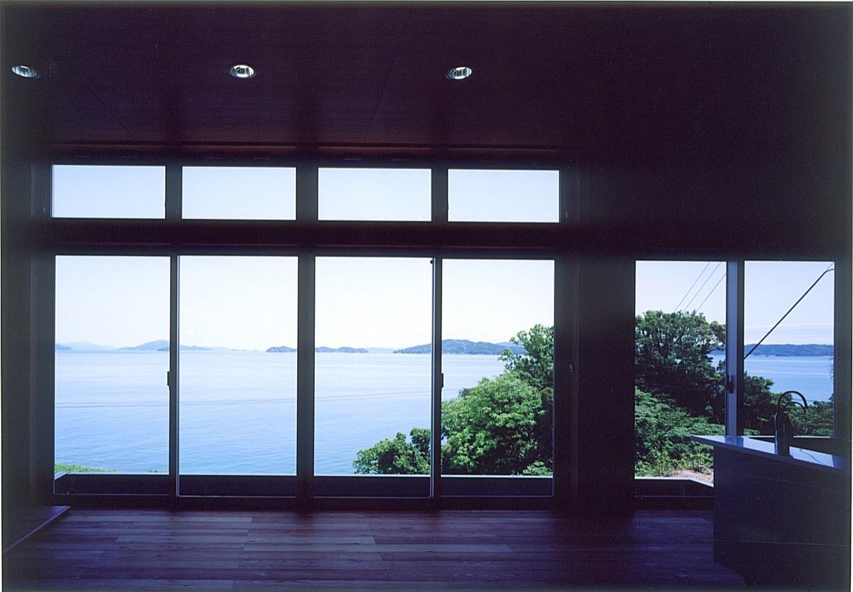 大畠瀬戸を楽しむRCの別荘